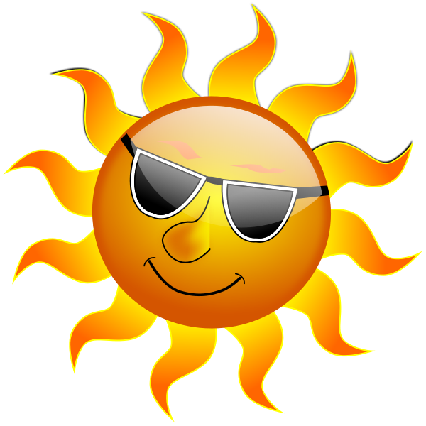 600x600 Summer Clip Art Animation Free Clipart Images