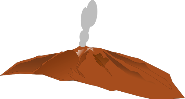 600x323 Volcano Animation Free Clipart Images