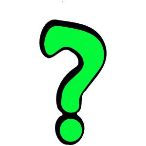300x300 Clip Art Question Mark