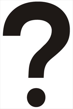 236x350 Clipart Of Question Mark