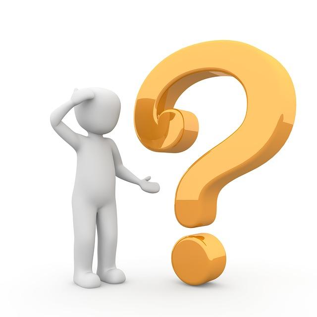 Animation Question Mark