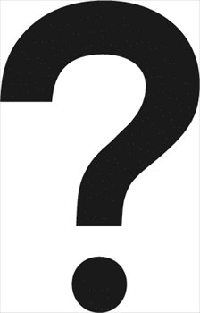 224x350 Question Mark Clip Art