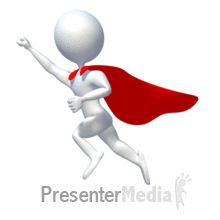 220x220 Presenter Media Stick Figure