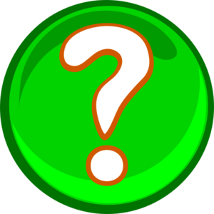 300x300 Question Marks Clipart