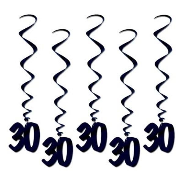 600x600 Clipart 30th Birthday
