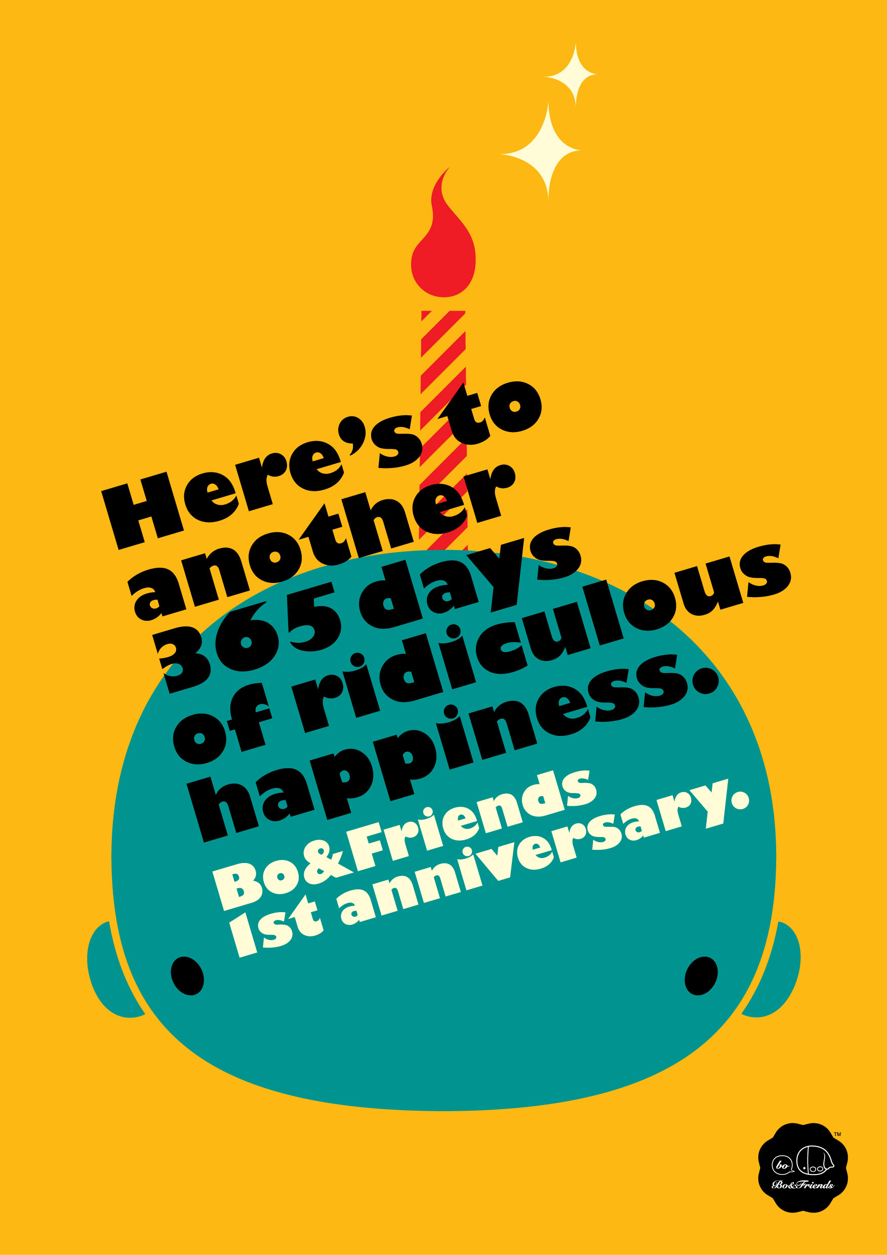 1752x2478 Happy 1st Anniversary, Boampfriends! Kamwei