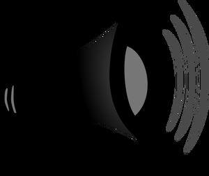 300x253 Announcement Horn Clip Art Clipart Image