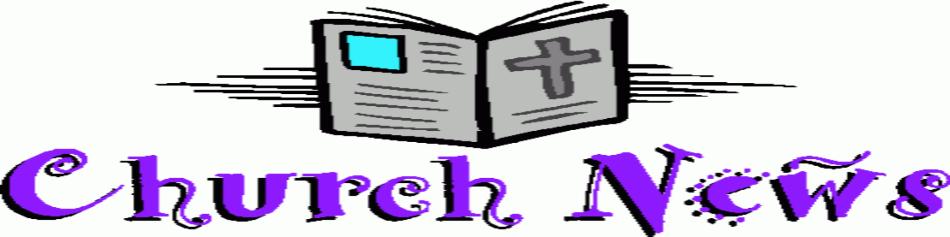 950x237 Church Clipart Church Announcement