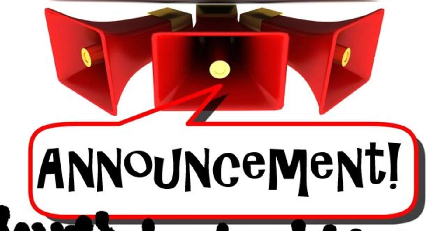 1430x760 Daily Announcements Clip Art Cliparts