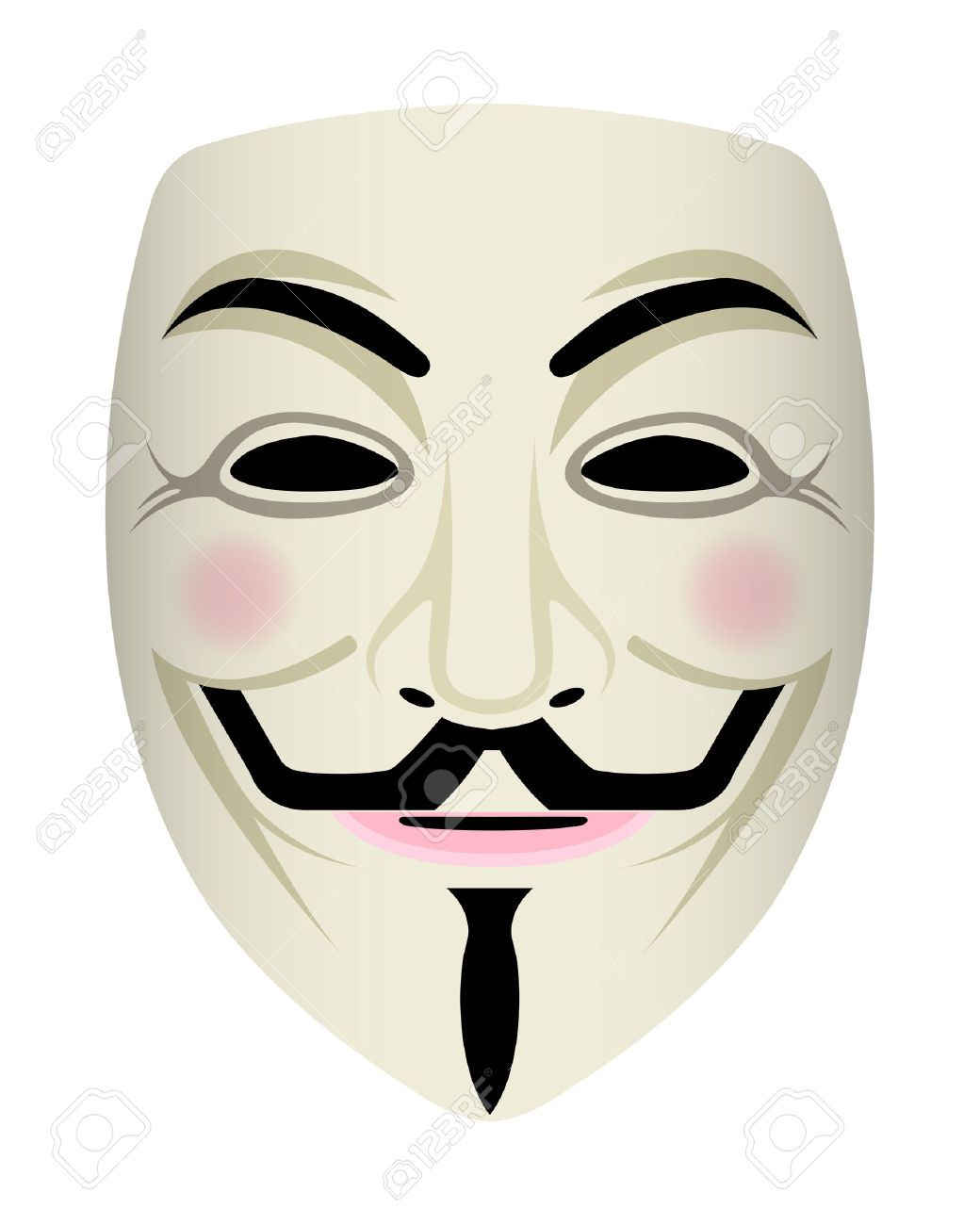 1040x1300 Hacker Clipart Anonymous Mask