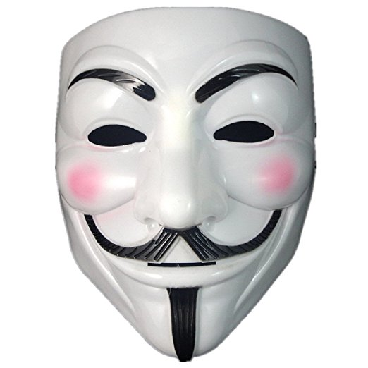 522x522 V For Vendetta Mask Guy Fawkes Mask Anonymous Rubie'S