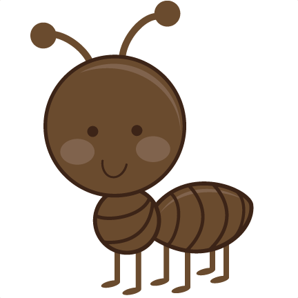 432x432 Ant clip art free clipart