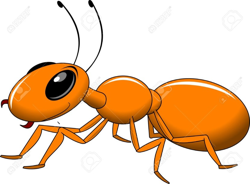 830x610 Ant clipart 4