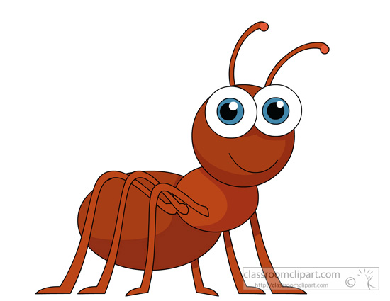 550x425 Ant Clipart Black And White Free Images
