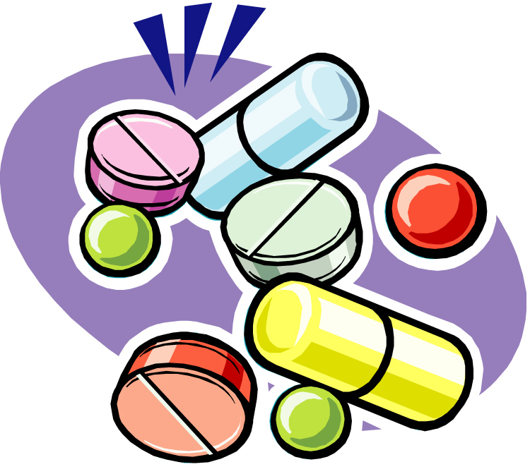 750x672 Medicine Clipart Prescription