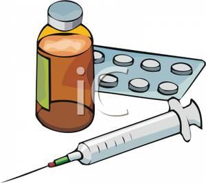 300x267 Antibiotic Pill Clip Art Cliparts