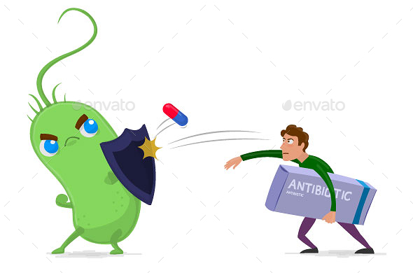 590x390 Antibiotic Resistance By Bilage Graphicriver