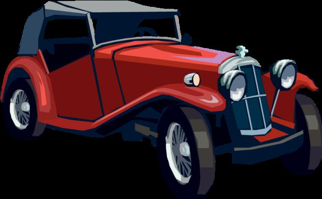 655x406 Classic Car Clipart Classical