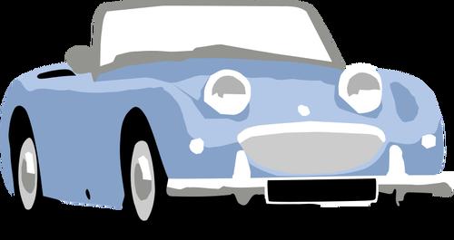 500x265 Classic Car Vector Graphics Public Domain Vectors