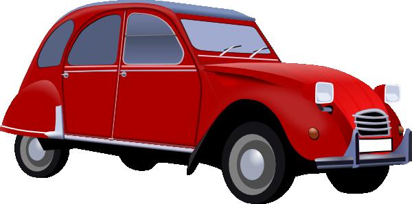 600x297 Car Clip Art
