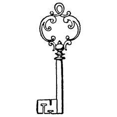 236x236 Clip Art Free Vintage Key Keys Lock
