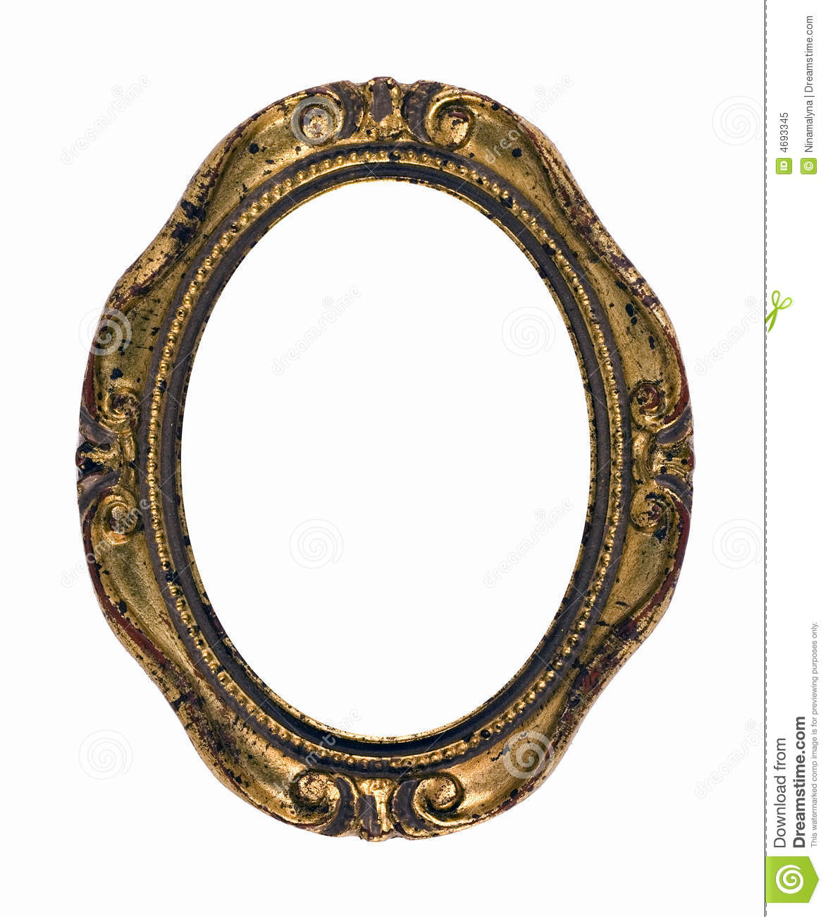 1175x1300 Vintage Oval Picture Frame Image Collections