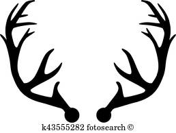 258x194 Antler Clip Art Royalty Free. 8,511 Antler Clipart Vector Eps