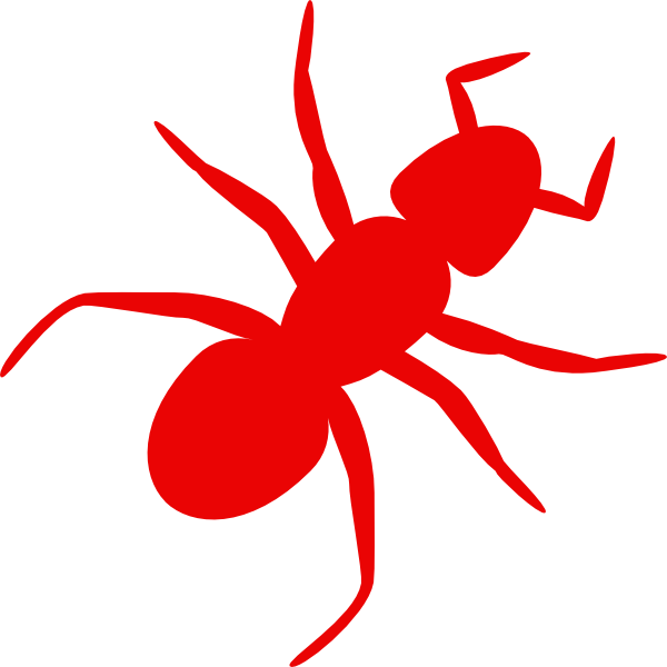 600x600 Ants Clip Art Hostted