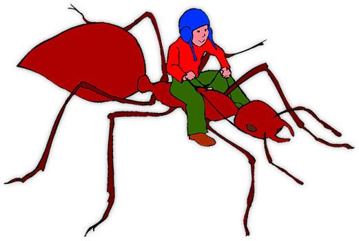 521x350 Ants Clip Art