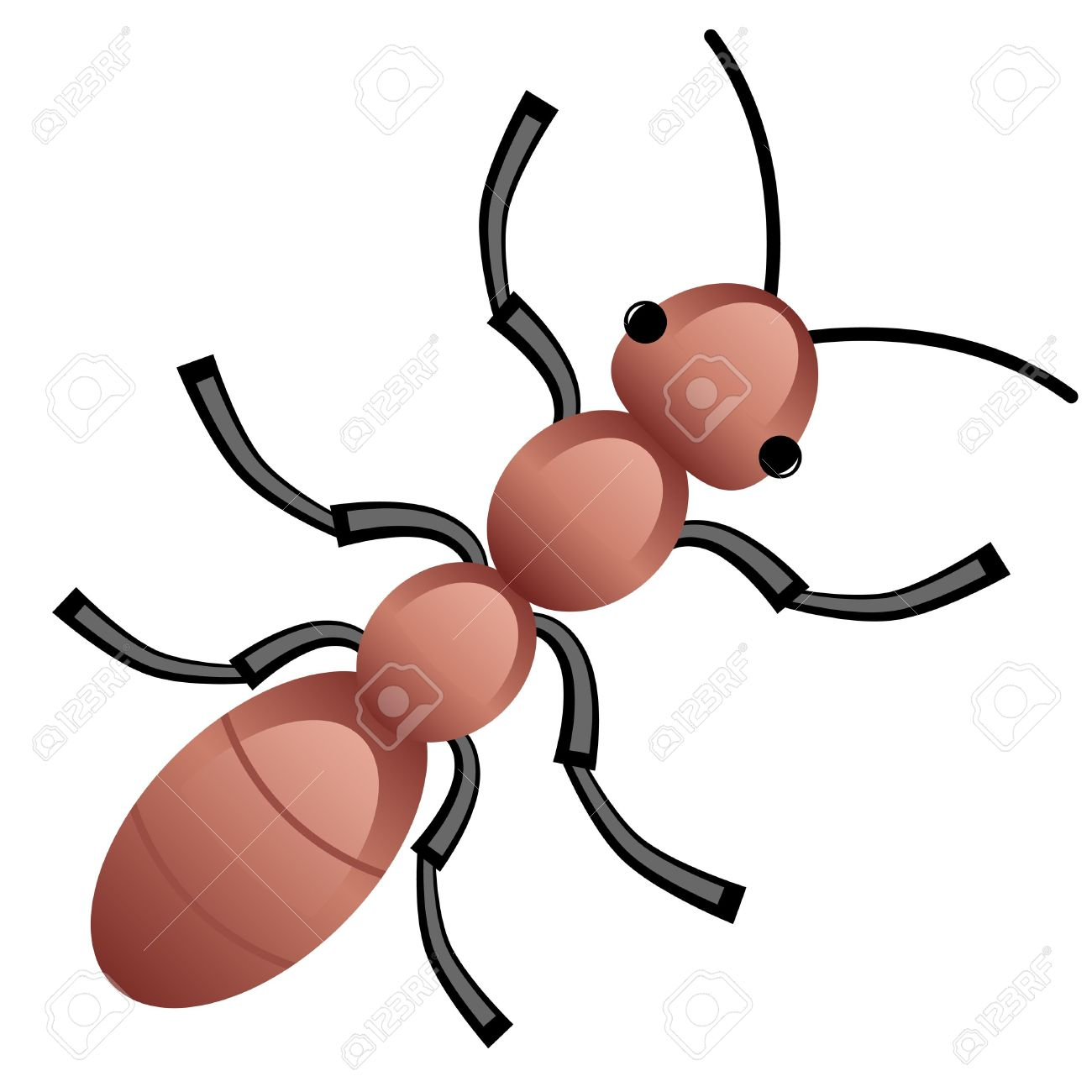 1300x1300 Ants Clipart Small Animal