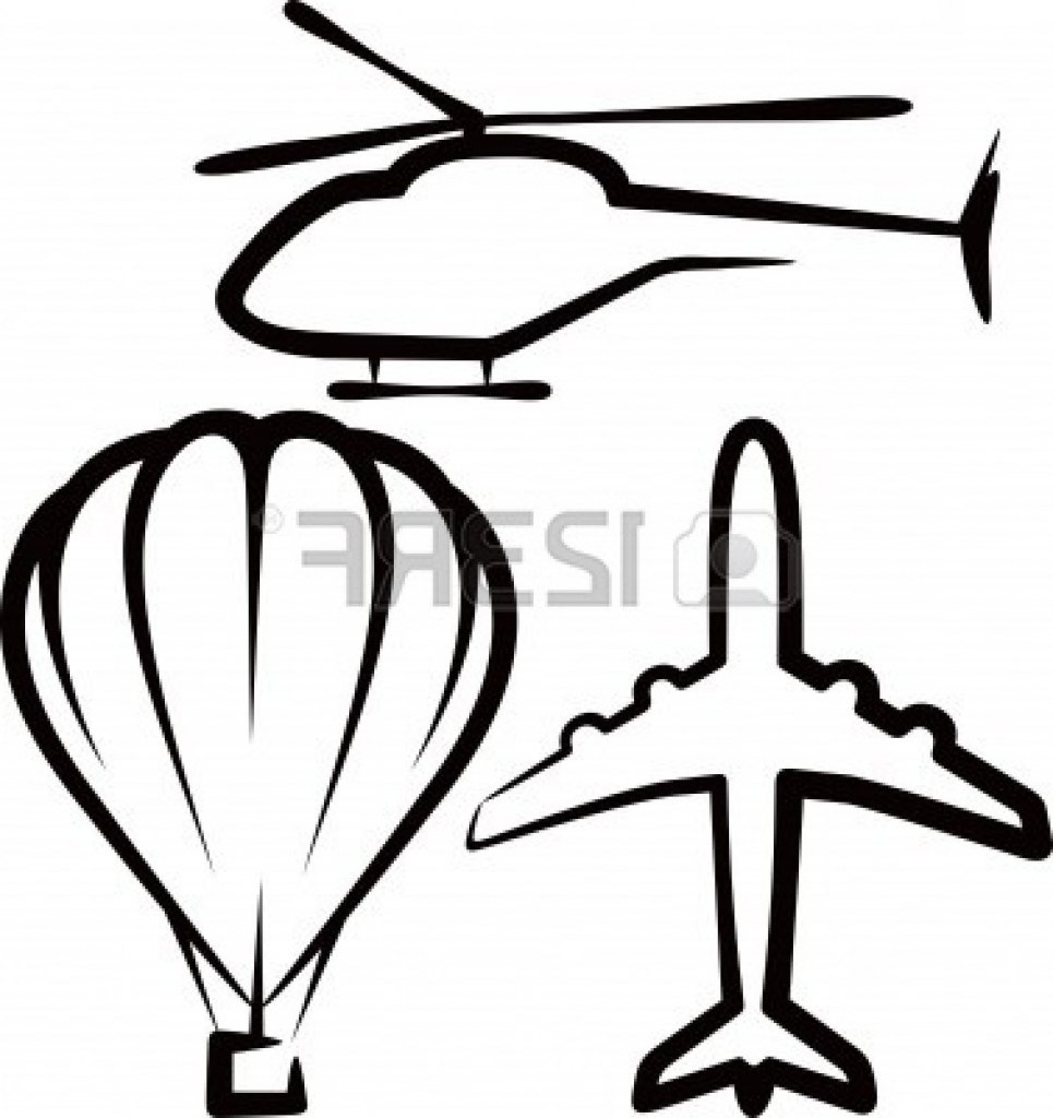 965x1024 Simple Helicopter Drawing Simple Helicopter Silhouette Clipart