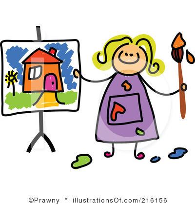 400x420 Artist Clipart Artist Free Art Clip Art By Phillip Martin