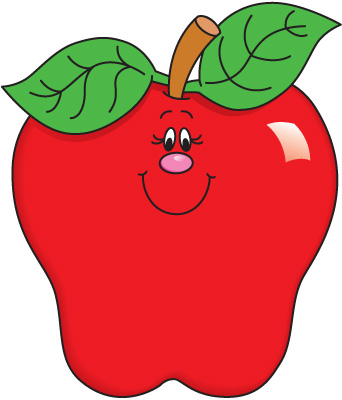 342x400 Apple Basket Clipart Free Images