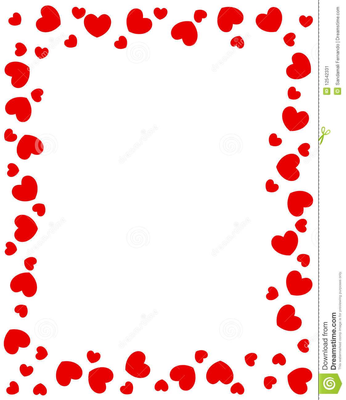 1123x1300 Clipart Heart Border