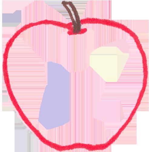 492x500 Apple border clip art 7 –