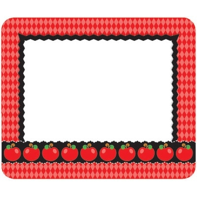 400x400 Teacher Apple Border Clipart Letters Example