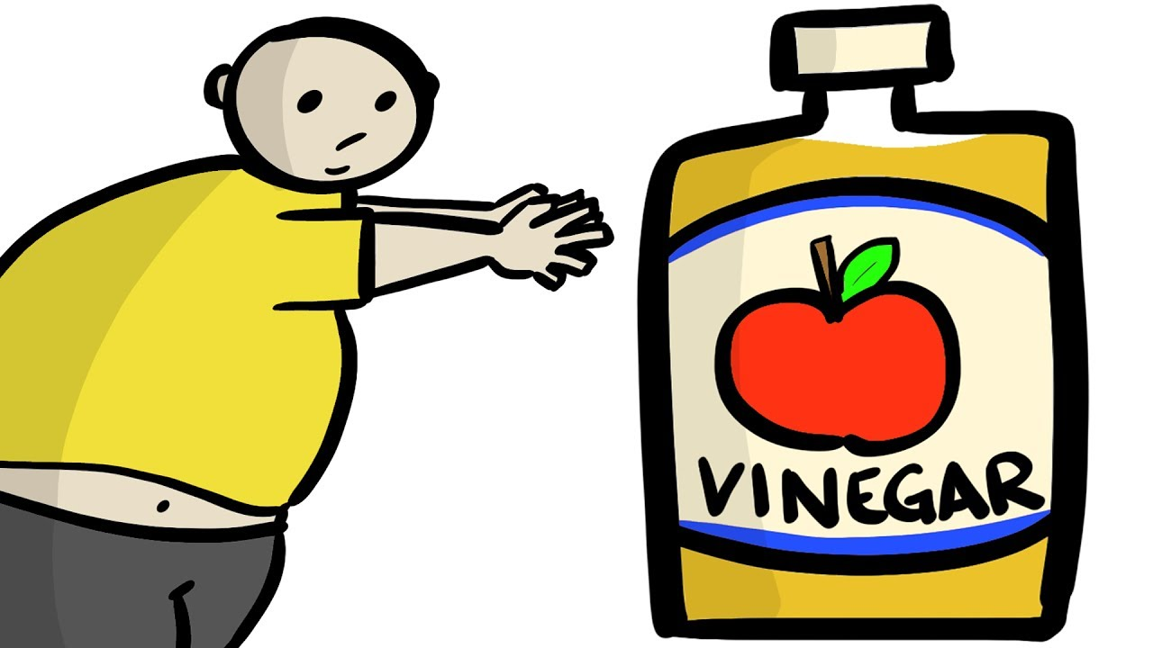 1280x720 Apple Cider Vinegar As A Weight Loss Hack