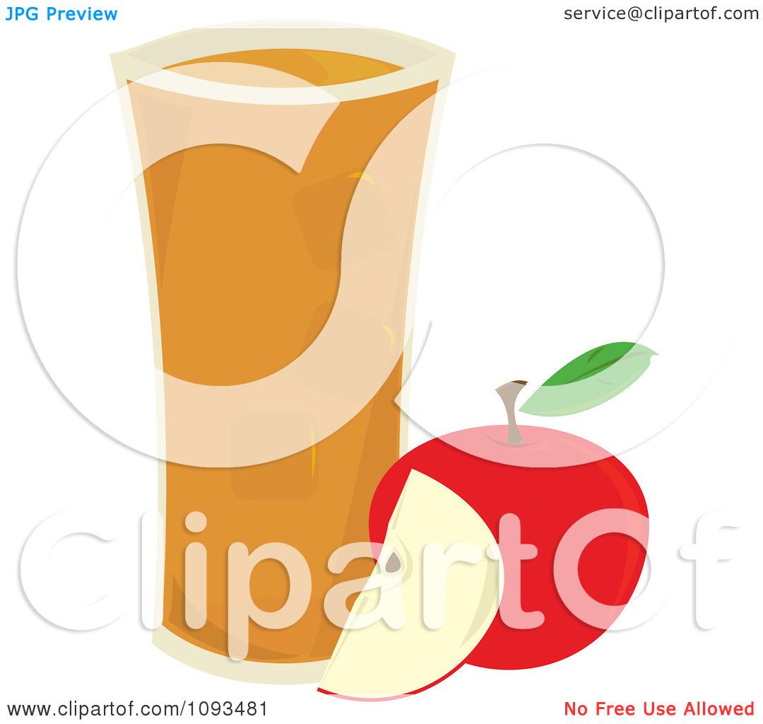 1080x1024 Apple Juice Clipart