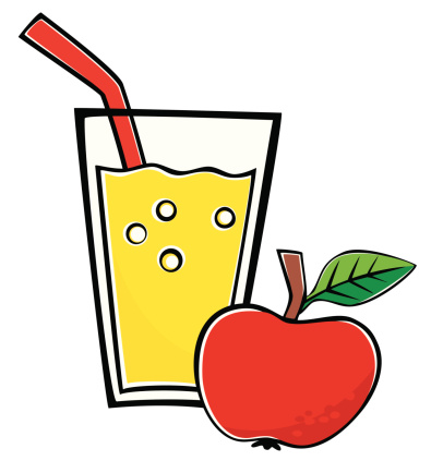 395x434 Apple Juice Clipart Many Interesting Cliparts
