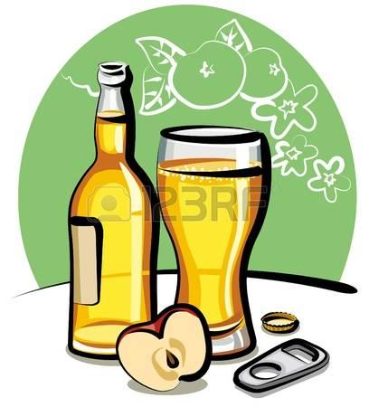 408x450 Barrel Clipart Apple Cider