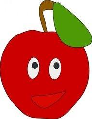 190x245 Cartoon Apple Core Clip Art Download 1,000 Clip Arts