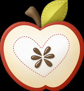 276x300 Kaagard Apple Apple3.png ~cute Clip Art~ Apples