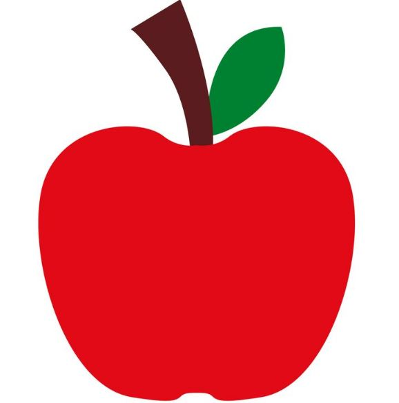 578x583 Latest{20}  Apple Clipart Images Free Download For Mobile