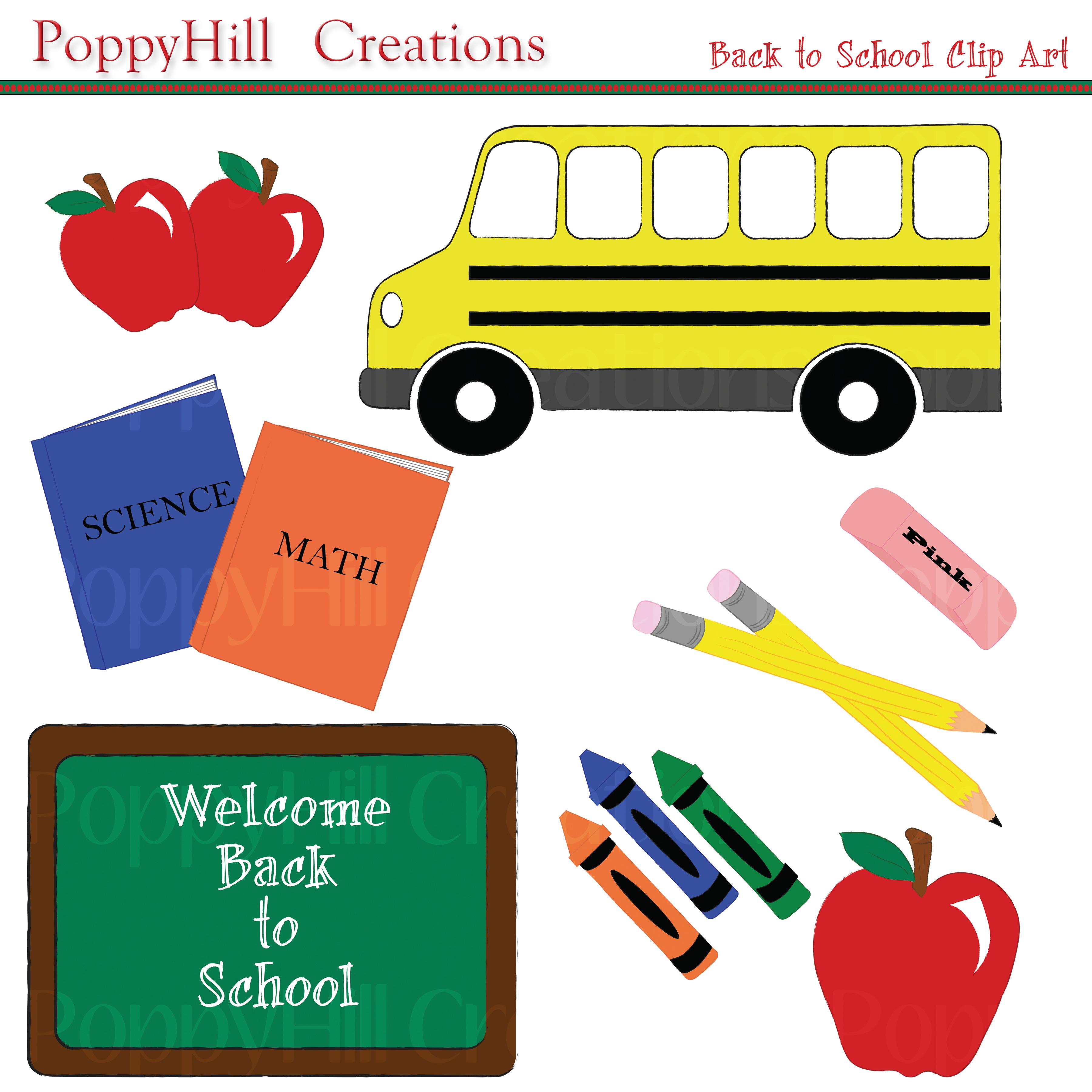 3600x3600 Teacher Clip Art Poppyhill Creations