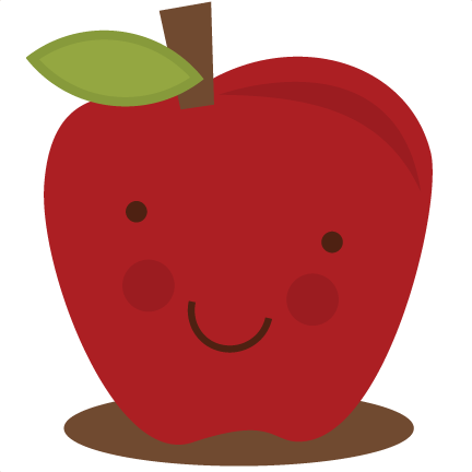 432x432 Cute Apple Clipart 101 Clip Art