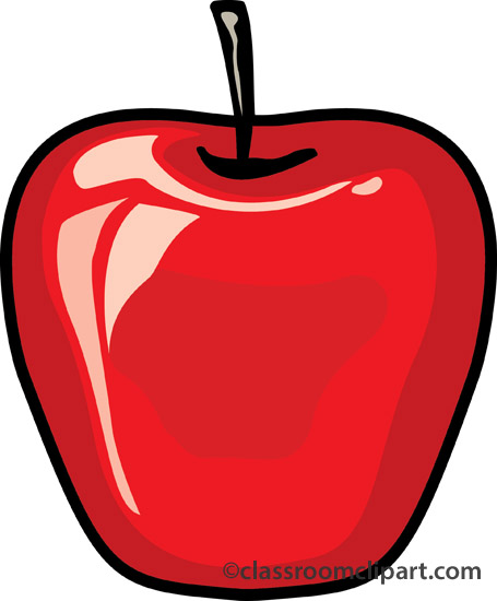 455x550 Red Apple Apple Background Clipart Kid