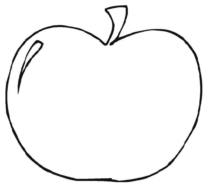 768x655 Apple Clipart Printable