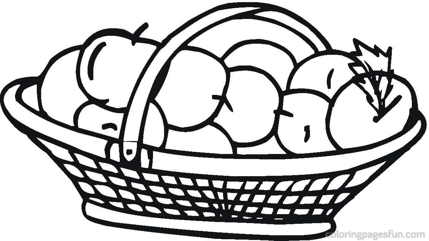 1426x800 Best Apple Basket Clipart
