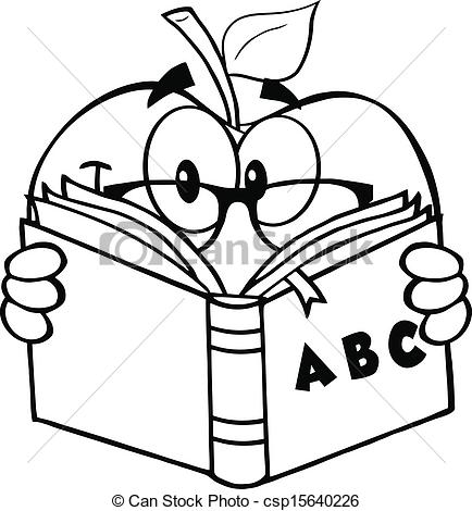 434x470 Teacher Apple Clipart Black And White. Apple Clipart Images Black