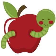 236x236 Cute Apple Clipart Letters Example